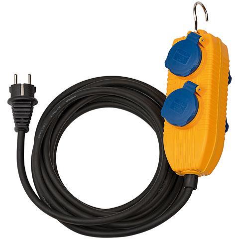 Brennenstuhl Baustellenkabel IP54 mit Powerblock