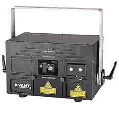 Kvant ClubMax 2000 RGB Showlaser B-Stock « Laser