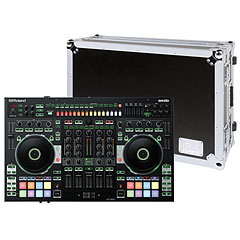Roland DJ-808 Road Case Bundle « Controlador DJ