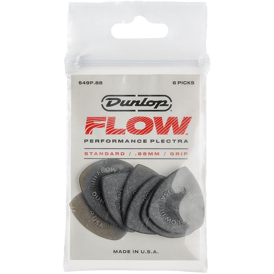 Dunlop Flow Standard 0,88 mm (6Stck)