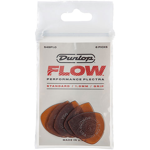 Médiators Dunlop Flow Standard 1,00 mm (6Stck)