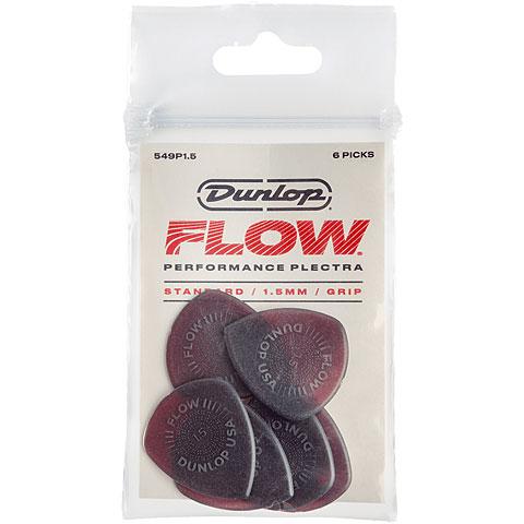 Plektrum Dunlop Flow Standard 1,50 mm (6Stck)