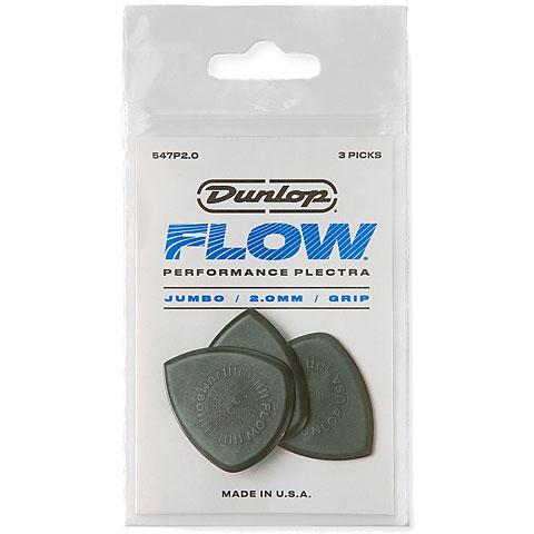 Plektrum Dunlop Flow Jumbo 2,00 mm (3 Stck)