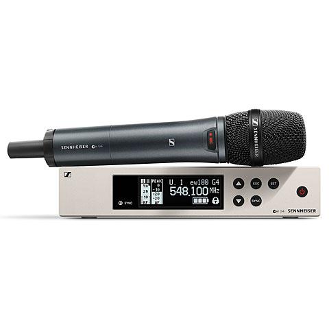Micrófono inalámbrico Sennheiser ew 100 G4-845-S-E