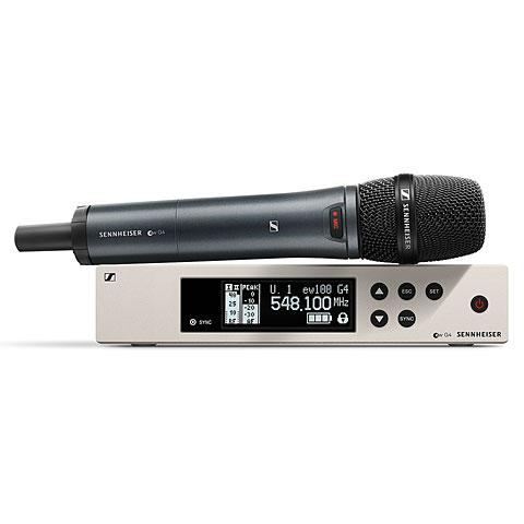 Micrófono inalámbrico Sennheiser ew 100 G4-865-S-E