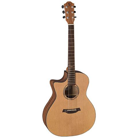 Guitare acoustique gaucher Baton Rouge AR21C/ACE-L