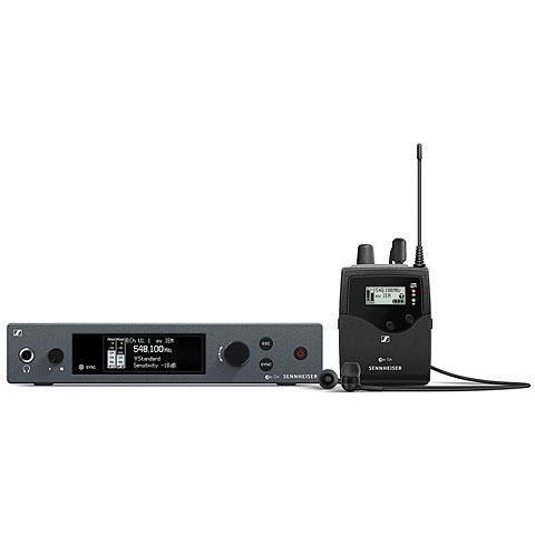 Sistema In Ear(inalámbrico)  Sennheiser ew IEM G4-E