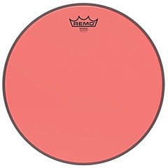 "Remo Colortone Emperor Clear 10"" Red Tom Head « Tom-Fell"