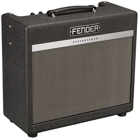 Ampli guitare (combo) Fender Bassbreaker 15 Limited Edition Midnight Oil