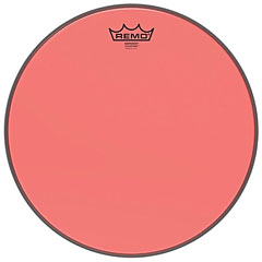 "Remo Colortone Emperor Clear 12"" Red Tom Head"