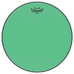 "Remo Colortone Emperor Clear 12"" Green Tom Head « Tom Drumhead"