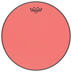"Remo Colortone Emperor Clear 13"" Red Tom Head"