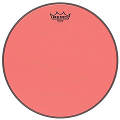 "Remo Colortone Emperor Clear 14"" Red Tom Head « Tom-Fell"