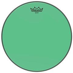"Remo Colortone Emperor Clear 14"" Green Tom Head « Tom Drumhead"