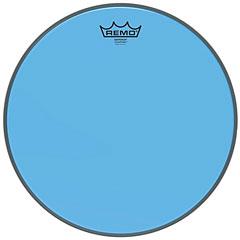 "Remo Colortone Emperor Clear 14"" Blue Tom Head « Tom Drumhead"