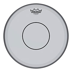 "Remo Colortone Powerstroke 77 Clear 14"" Smoke Snare Head « Δέρματα snare"