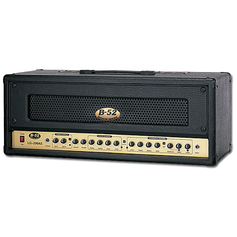 Tête ampli guitare B-52 LG-200AS