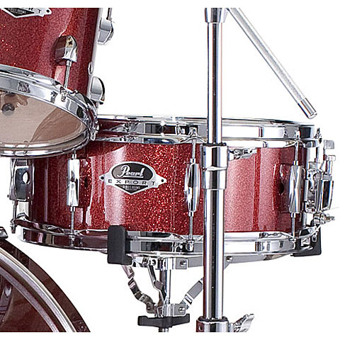 "Snare Drum Pearl Export 14"" x 5,5"" Black Cherry Glitter Snare"