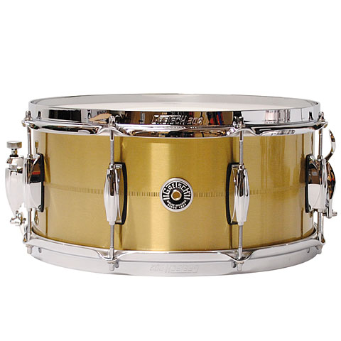 Gretsch Drums USA Brooklyn 14  x 6,5  Bell Brass LTD Snare