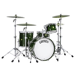 "Gretsch Drums USA Broadkaster 22"" Dark Emerald 135 Anniversary Limited Edition « Drumstel"