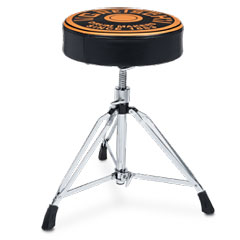 Gretsch Drums Drum Throne with Round Badge Logo « Drumhocker