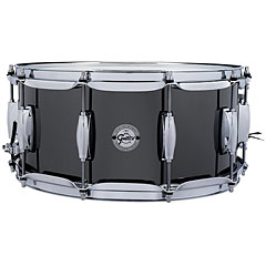 "Gretsch Drums Full Range 14"" x 6,5"" Black Nickel over Steel Snare « Snare drum"