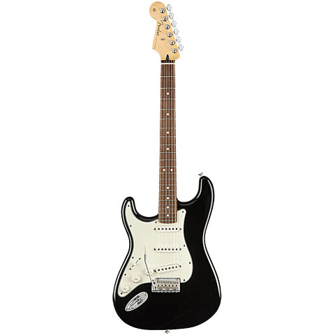 Fender Player Stratocaster LH PF BLK « Guitare gaucher