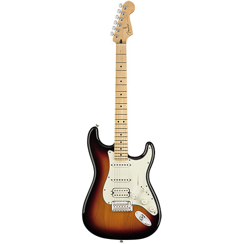 Fender Player Stratocaster HSS MN 3TS « Electric Guitar
