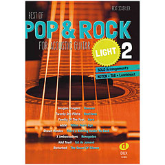 Dux Best of Pop & Rock for Acoustic Guitar light 2