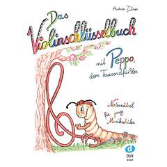 Dux Das Violinschlüsselbuch « Livre pour enfant