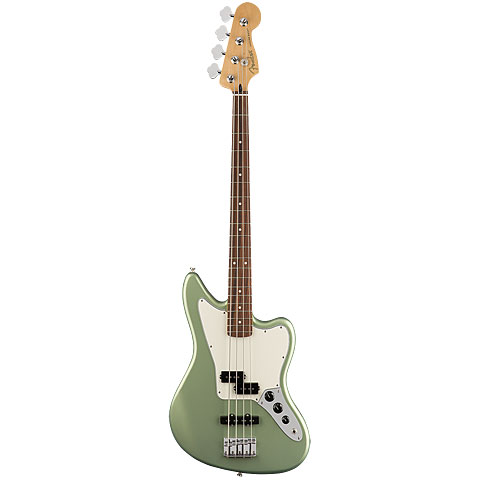 Fender Player Jaguar Bass PF SGM « Electric Bass Guitar