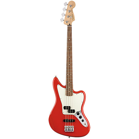 Fender Player Jaguar Bass PF SRD « Electric Bass Guitar