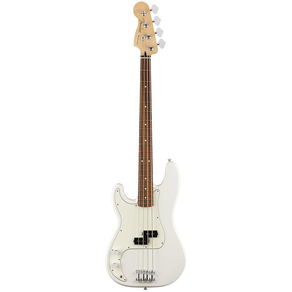 Ebaesse - Fender Player Precision Bass LH PF PWT E Bass Lefthand - Onlineshop Musik Produktiv