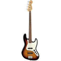 Fender Player Jazzbass FL PF 3TS « E-Bass fretless