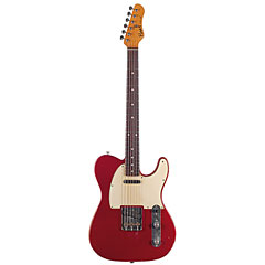 Haar Traditional T aged Candy Apple Red « Guitarra eléctrica