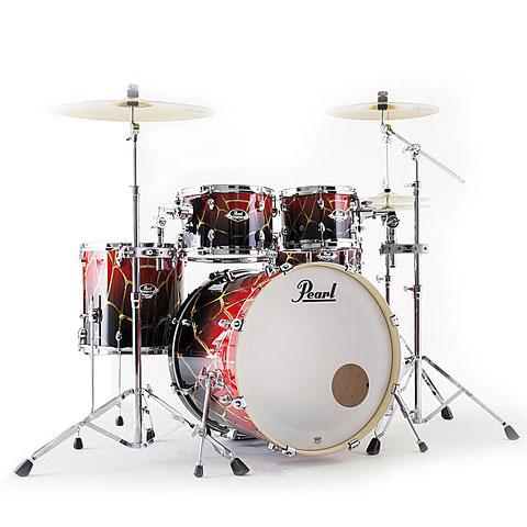Pearl Export Artisan 22  Spider Web 5-Piece LTD Drumset