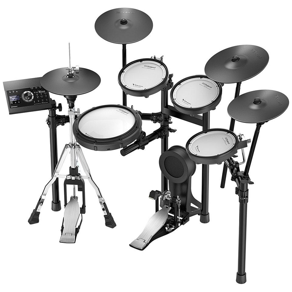 Edrums - Roland TD 17KVX V Drums Series Drumkit E Drum Set - Onlineshop Musik Produktiv