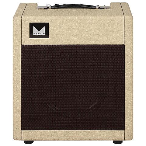 Amplificador guitarra eléctrica Morgan PR12 Combo Blonde