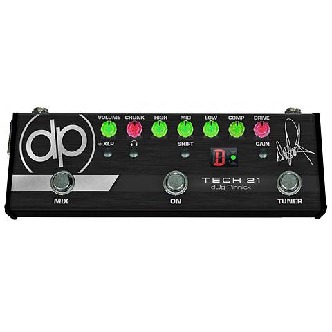 Effektgerät E-Bass Tech 21 dUg Pinnick DP-3X