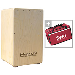 Magnum CM-90 + Red Sela Bag « Cajon