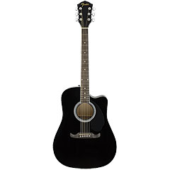 Fender FA-125CE BLK « Westerngitarre