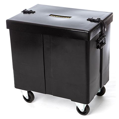 """Case para hardware Hardcase Traps 22"""" Hardware Case with Wheels"""