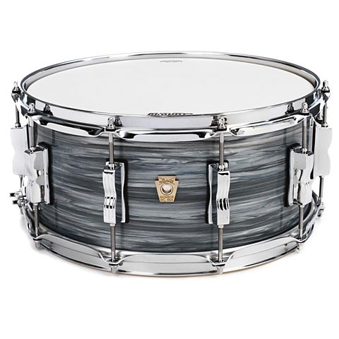 Ludwig Classic Maple 14  x 6,5  Vintage Blue Oyster