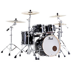 "Pearl Session Studio 20"" Piano Black Shellset « Drum Kit"