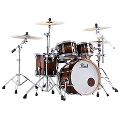 "Pearl Session Studio 20"" Gloss Barnwood Brown Shellset « Drum Kit"