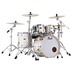 "Pearl Session Studio 22"" Nicotine White Marine Pearl Shellset « Drum Kit"