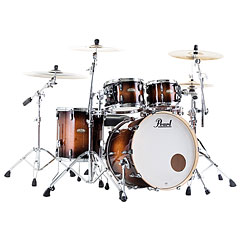 "Pearl Session Studio 22"" Gloss Barnwood Brown Shellset « Drum Kit"