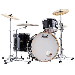 "Pearl Session Studio 24"" Piano Black Shellset « Drum Kit"