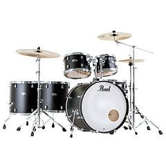 "Pearl Decade Maple 22"" Satin Slate Black Drumset « Batería"