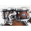 "Schlagzeug Pearl Decade Maple 22"" Satin Brown Burst Drumset"